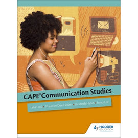 CAPE Communication Studies BY Lee