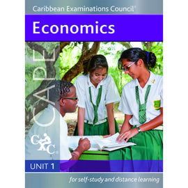 Economics CAPE Unit 1 A CXC Study Guide, Caribbean Examinations Council