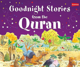 Goodnight Stories from the Qu'ran BY S.Khan, HARDCOVER
