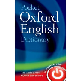 Pocket Oxford English Dictionary 11ed, Hardcover BY Oxford Dictionaries