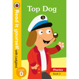 Read It Yourself Level 0 Book 3, Top Dog