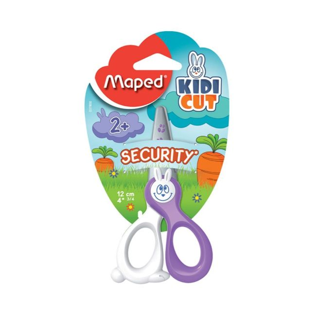 Maped, Scissors, Kidikut, 4inch