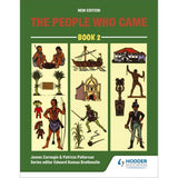 The People Who Came Book 2 BY Carnegie, Robottom, Patterson, Braithwaire