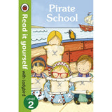 Read It Yourself Level 2, Pirate School