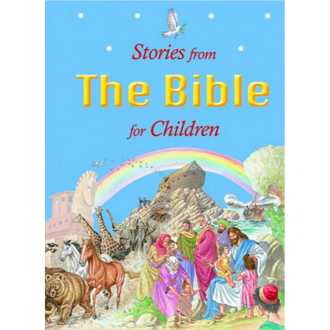 Stories From The Bible For Children, Padded