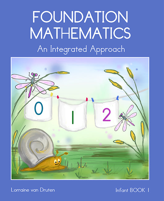 Foundation Mathematics Infant Book 1 BY L. van Druten