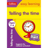 Collins Easy Learning Activity Book, Telling The Time Ages 7-9, BY Collins UK