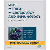 Mims' Medical Microbiology and Immunology, International Edition, 6ed, BY H. Goering, Dockrell, Zuckerman, Chiodini