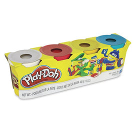 Play Doh, Modelling Clay, 4oz, 4count