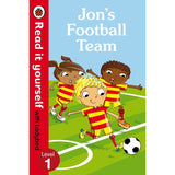 Read It Yourself Level 1, Jon's Football Team
