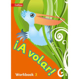 ¡A VOLAR! Primary Spanish Workbook Level 3, BY Collins UK