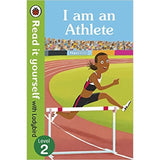 Read It Yourself Level 2, I am an Athlete