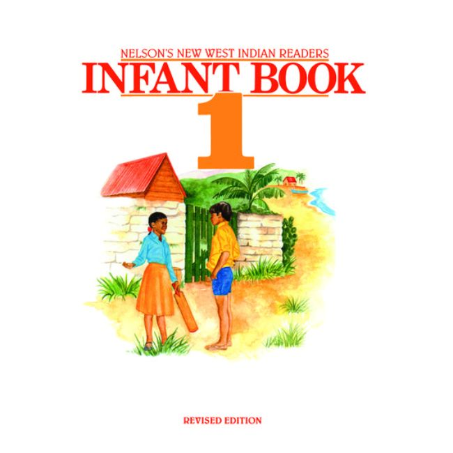 New West Indian Readers Infant Book 1, Borely, Clive