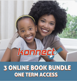 ONE TERM ACCESS - Konnect the Kids Online Book Bundle