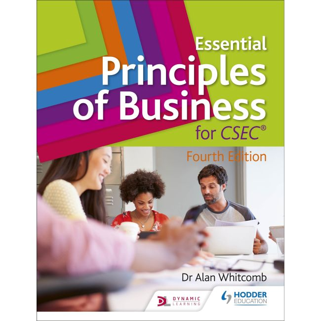 Essential Principles of Business for the Caribbean 4th ed BY Whitcomb