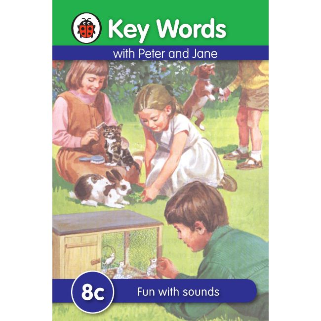 Key Words, 8c Fun with sounds