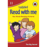 Read With Me, The Big Secret