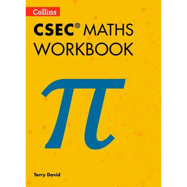 Collins Maths Workbook for CSEC®, BY T. David