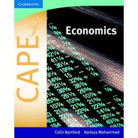 Economics for CAPE BY C. Bamford