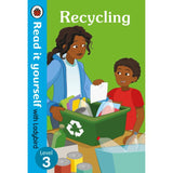 Read It Yourself Level 3, Recycling