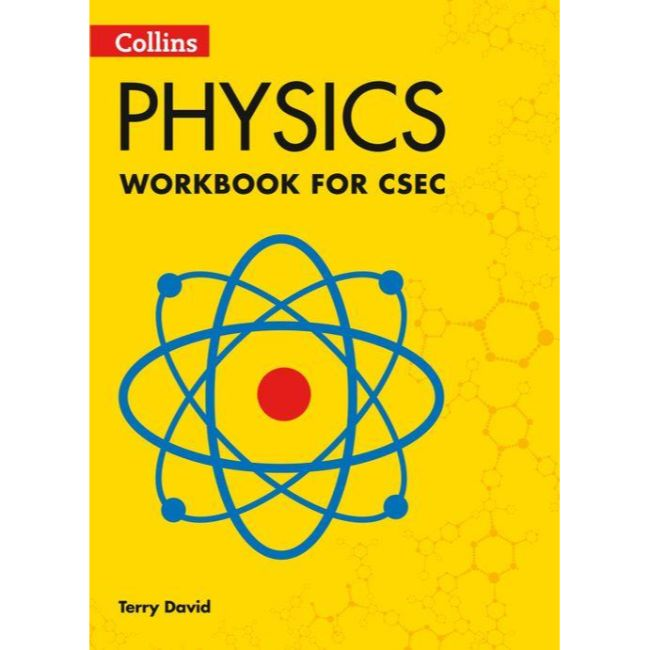 Collins Physics Workbook for CSEC®, BY T. David