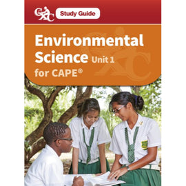 Environmental Science for CAPE Unit 1, Lancaster, Alana, Cassie, Vindra, Da Silva, Philip; Orford, Jillian, Caribbean Examinations Council
