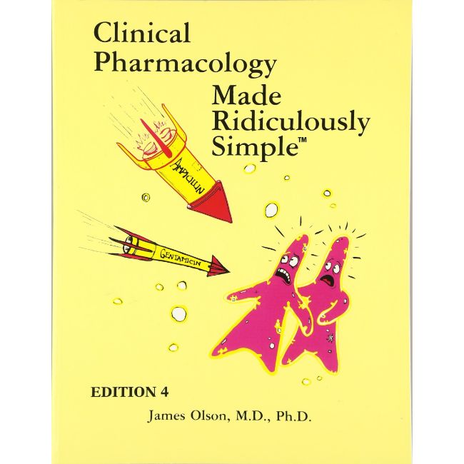 MRS Clinical Pharmacology, 4ed BY J. Olson