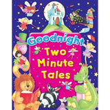Goodnight Two Minute Tales, Padded