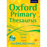 Oxford Primary Thesaurus HB 2012