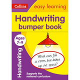 Collins Easy Learning Bumper Books, Handwriting Ages 7-9, BY Collins UK