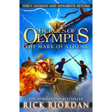 Heroes of Olympus, The Mark of Athena