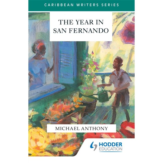 The Year In San Fernando BY Deutsch