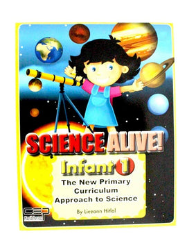 Science Alive, Infant 1, BY L. Hitlal