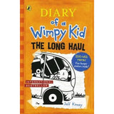 Diary of a Wimpy Kid, Book 9, The Long Haul BY Jeff Kinney