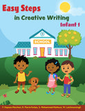 Easy Steps in Creative Writing Infant 1 BY F. Dopson, R. Forbes, S. Mathura, W. Lutchmansingh