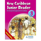 New Caribbean Junior Reader 3 BY Gordon, Mordecai