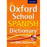 Oxford School Spanish Dictionary Paperback, BY Oxford Dictionaries