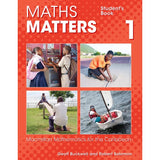 Maths Matters Student's Book 1 BY R. Solomon, G. Buckwell