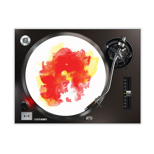'White Lighter' Turntable Slip Mat