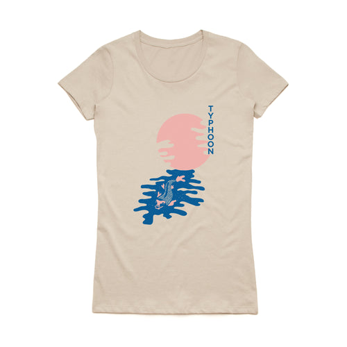 'Koi' Women's T-Shirt