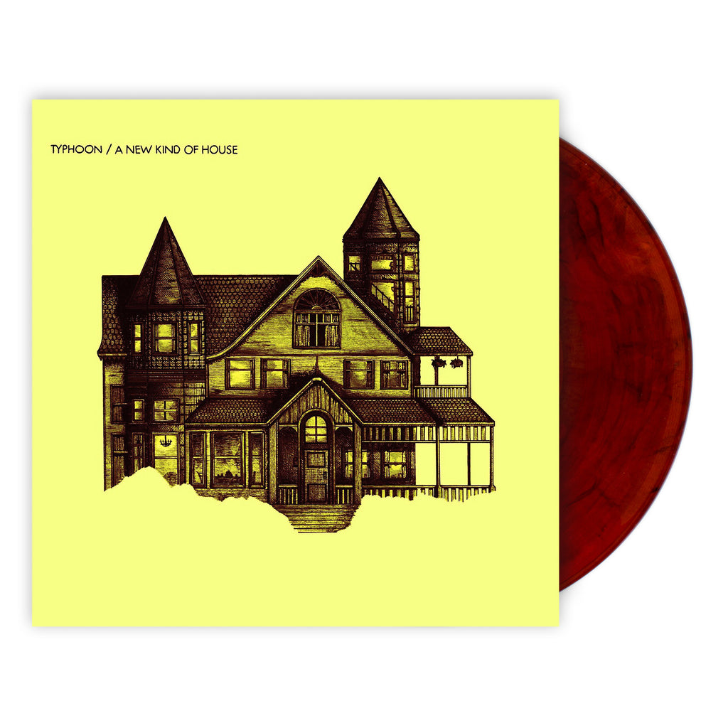 'A New Kind Of House' CD / Vinyl