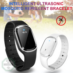 Ultrasonic Anti-Insects Waterproof Bracelet 6