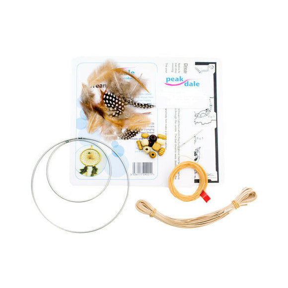 Dream Catcher Making Kit Instructions Makes Two