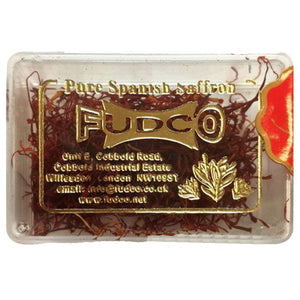 FUDCO SAFFRON PURE POWDER 1G