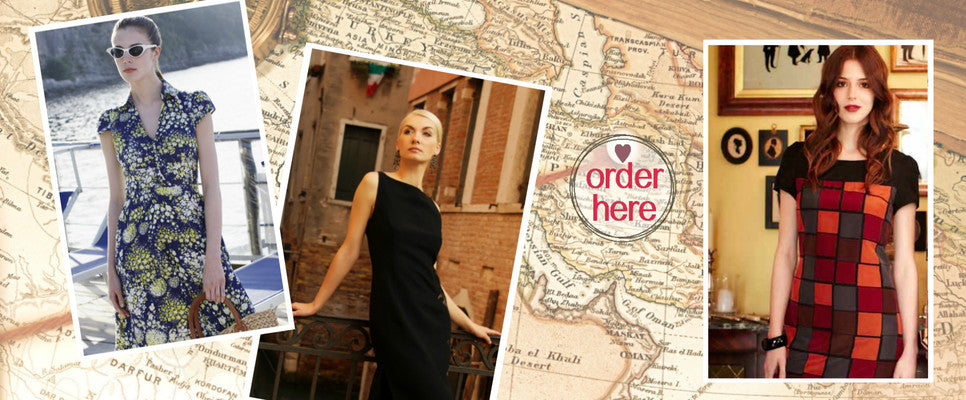 dresses for diner, beach or travel
