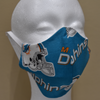 Sports Team Mask - Miami Dolphins - Beyond Masks