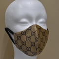 Designer Mask - Gucci Gold - Beyond Masks