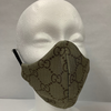 Designer Mask - Gucci Beige - Beyond Masks