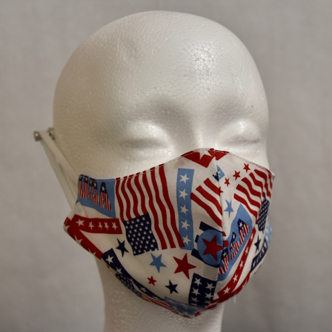 Handmade Mask - Independence - Beyond Masks