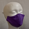 Handmade Mask - Purple - Beyond Masks